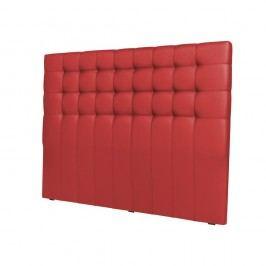 Tăblie pat Cosmopolitan design Torino, lățime162cm, roșu