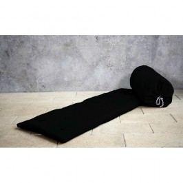 Futon/pat pentru oaspeți Karup Bed In a Bag Black
