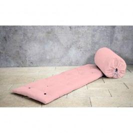Futon/pat pentru oaspeți Karup Bed In a Bag Pink Peonie