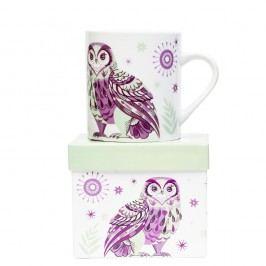 Cană Magpie Wildwood Owl, 295 ml