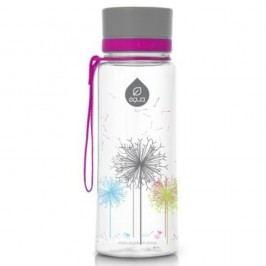 Sticlă din plastic Equa Dandelion, 0,4 l