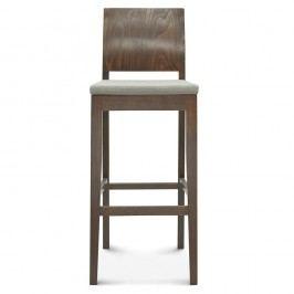 Scaun de lemn pentru bar Fameg Egil