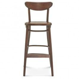 Scaun de lemn pentru bar Fameg Belle