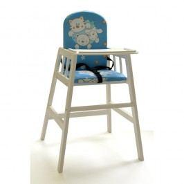 Scaun luat masa pentru copii Faktum Abigel, lemn, alb