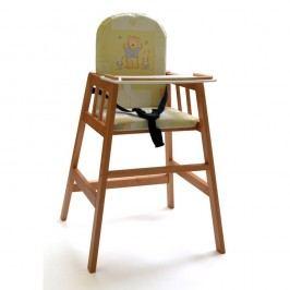 Scaun luat masa pentru copii Faktum Abigel, lemn, maro