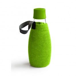 Husă pentru sticlă cu garanție pe viață ReTap, 500 ml, verde