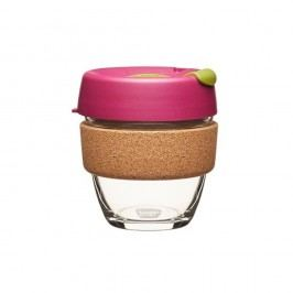 Cană de voiaj KeepCup Brew Cork Edition Cinnamon, 227 ml