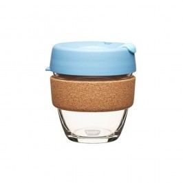 Cană de voiaj KeepCup Brew Cork Edition Rock Salt, 227 ml