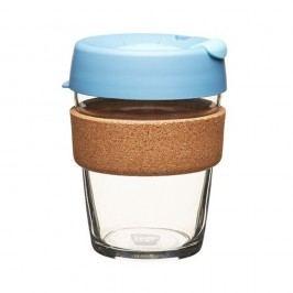 Cană de voiaj KeepCup Brew Cork Edition Rock Salt, 340 ml