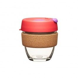 Cană de voiaj KeepCup Brew Cork Edition Sumac, 227 ml