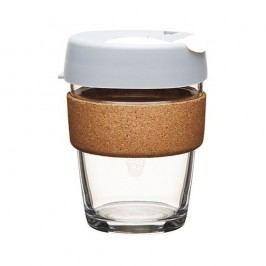 Cană de voiaj KeepCup Brew Cork Edition Fika, 340 ml