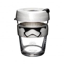 Cană de voiaj KeepCup Star Wars Stormtrooper, 340 ml