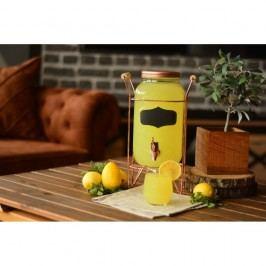 Recipient din sticlă pentru limonadă Bambum, 3 l