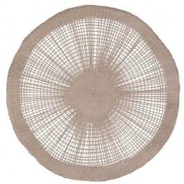 Față de masă decorativă Côté Table Soleil Taupe, 38 cm, maro