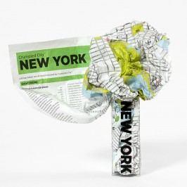 Hartă turistică șifonată Palomar New York