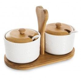 Set recipiente cu capac Bambum Senora