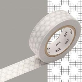 Bandă decorativă Washi MT Masking Tape Reine, rolă 10 m