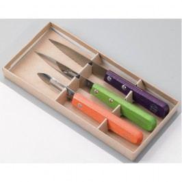 Set 3 cuțite pentru legume, în cutie de cadou, Jean Dubost Vegetable