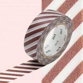 Bandă decorativă Washi MT Masking Tape Nicole, rolă 10 m