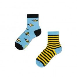 Șosete pentru copii Many Mornings Bee Bee, mărime 31-34