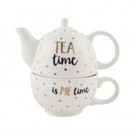 Ceainic cu cană Sass & Belle Tea Time