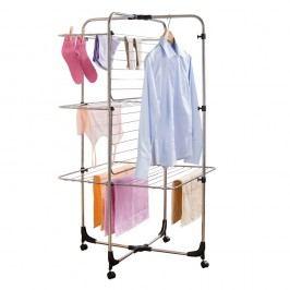 Uscător triplu pentru rufe Laundry, 2600 cm lungime uscare