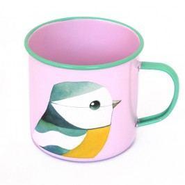 Cană Gift Republic Pink Bird