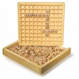 Tablă cu joc de cuvinte Legler Boggle