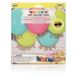 Set baloane și scrisori decorative NPW Whatever Message