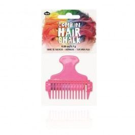 Pieptene cu cretă pentru păr NPW Comb In Hair Chalk