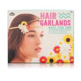 Set accesorii pentru păr NPW Make Your Own Hair Garlands