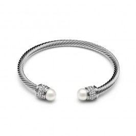 Brățară cu perle și cristale Swarovski® GemSeller