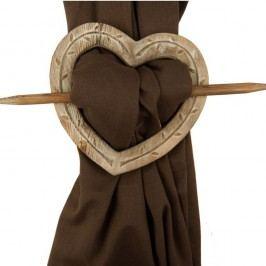 Inel pentru draperii Antic Line Hrart Nature