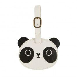 Etichetă pentru bagaj Sass & Belle Aiko Panda Kawaii