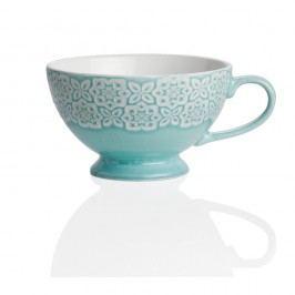 Cană din ceramică cu mâner, Brandani Alice, albastru