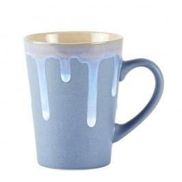 Cană gresie ceramică KJ Collection Life, albastru