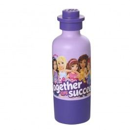 Sticlă plastic LEGO® Friends, 350 ml
