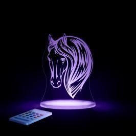 Lampă de veghe cu LED pentru copii Aloka Horse