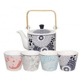 Set 5 piese pentru ceai Tokyo Design Studio Shiki