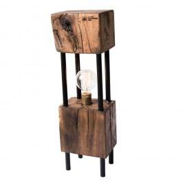 Veioză din lemn de stejar FLAME furniture Inc. Monolit