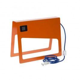 Veioză MEME Design Piega, portocaliu