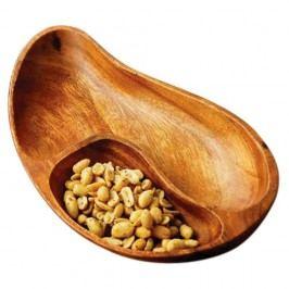 Platou servire lemn salcâm Premier Housewares Socorro Woodes
