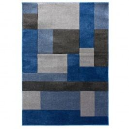 Covor Flair Rugs Cosmos Blue Grey, 120 x 170 cm, albastru - gri