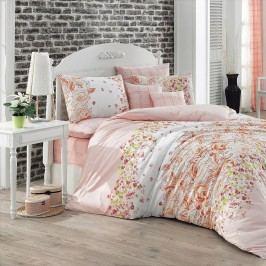 Lenjerie de pat cu cearșaf Monaca, 200 x 220 cm