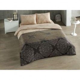 Lenjerie de pat cu cearșaf Minerva, 200x220cm