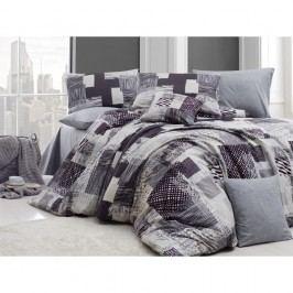 Lenjerie de pat cu cearșaf Heli, 200 x 220 cm