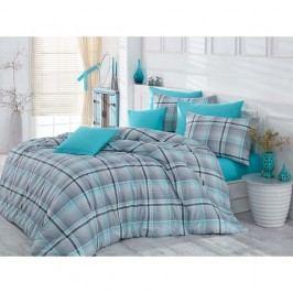 Lenjerie de pat cu cearșaf Rahel, 200 x 220 cm