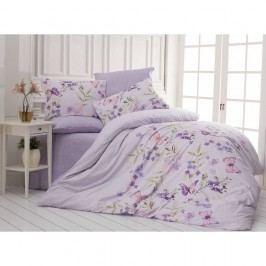 Lenjerie de pat cu cearșaf Inga, 200x220cm