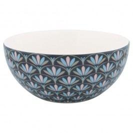 Bol ceramică Green Gate Victoria, gri