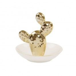 Bol decorativ Sass & Belle Gold Cactus